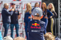 Young Red Bull-fan