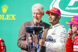 Президент США Білл Клінтон, Льюіс Хемілтон, Mercedes AMG F1