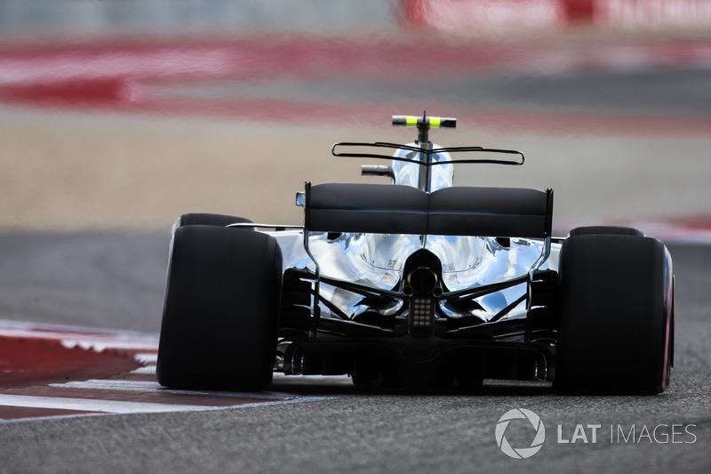 3. Валттері Боттас, Mercedes-Benz F1 W08 - 244