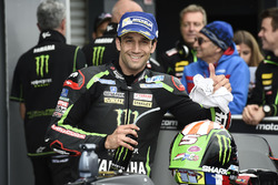 Derde plaats Johann Zarco, Monster Yamaha Tech 3