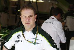Манфреді Раветто, керівник Caterham F1 Team