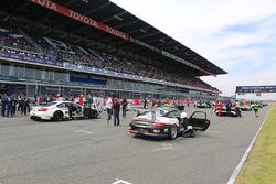 #77 Team NZ Porsche 997 Cup: Graeme Dowsett, John Curran, Will Bamber