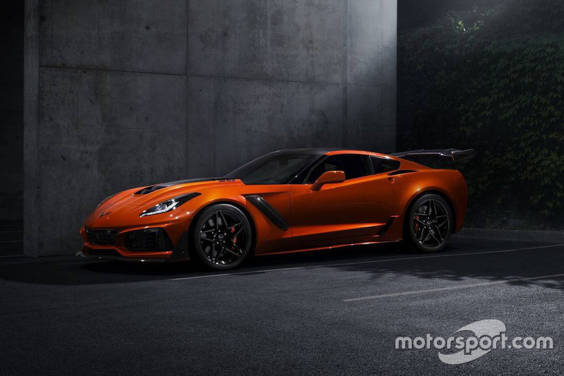 2018 Chevy Corvette ZR1