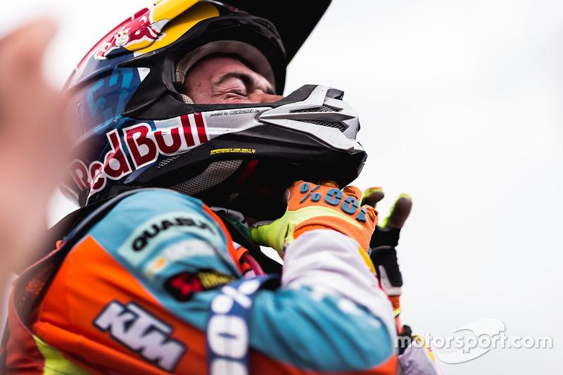 Ganador de motos Matthias Walkner, Red Bull KTM Factory Team