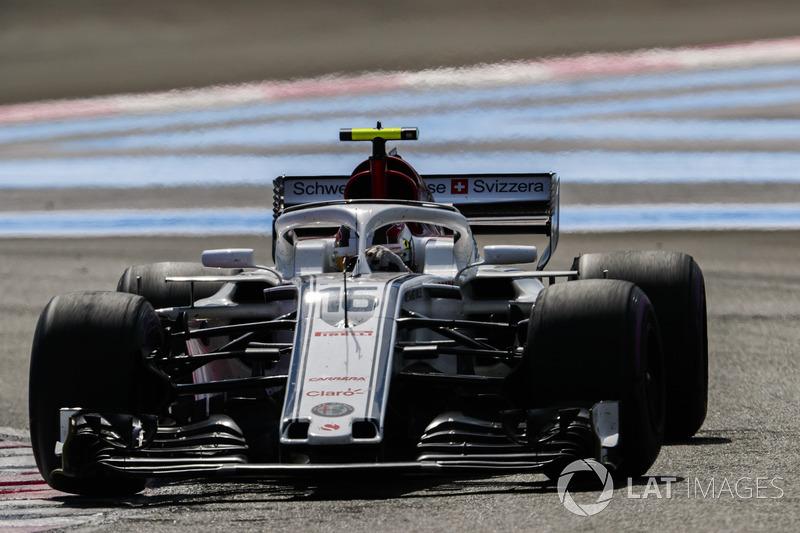 Leclerc'in en iyi sonucu