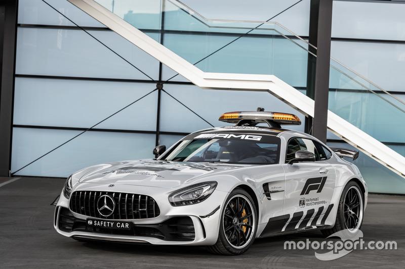 2018 Mercedes-AMG GT R F1 Güvenlik Aracı