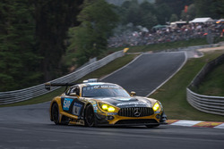 Маро Энгель, Адам Христодулу, Мануэль Мецгер, Дирк Мюллер, Mercedes-AMG Team Black Falcon, Mercedes-AMG GT3 (№4)