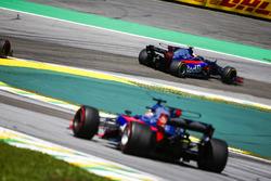 П'єр Гаслі, Брендон Хартлі, Scuderia Toro Rosso STR12