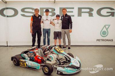 Presentazione Rosberg Young Driver Academy