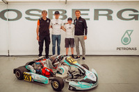 Nico Rosberg launched his Rosberg Young Driver Academy