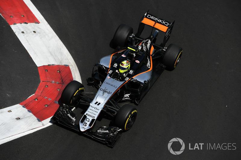 2016: Force India VJM09