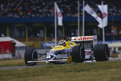 Nelson Piquet, Williams FW11 Honda