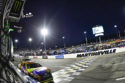 Sieg für Kyle Busch, Joe Gibbs Racing Toyota