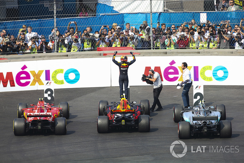 Max Verstappen, Red Bull, ganador