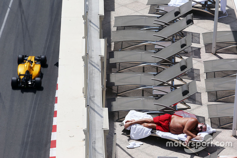 1: Гран прі Монако, Монте-Карло. Джоліон Палмер, Renault Sport F1 Team RS16