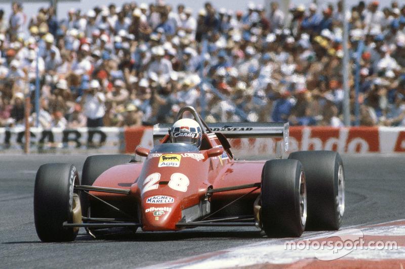 Didier Pironi, Ferrari 126C2