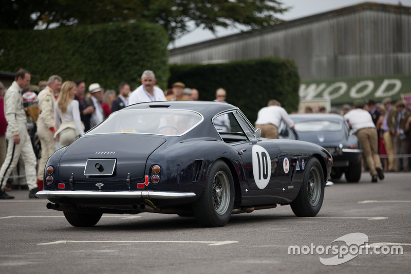 Ferrari 250 GT SWB - 1962