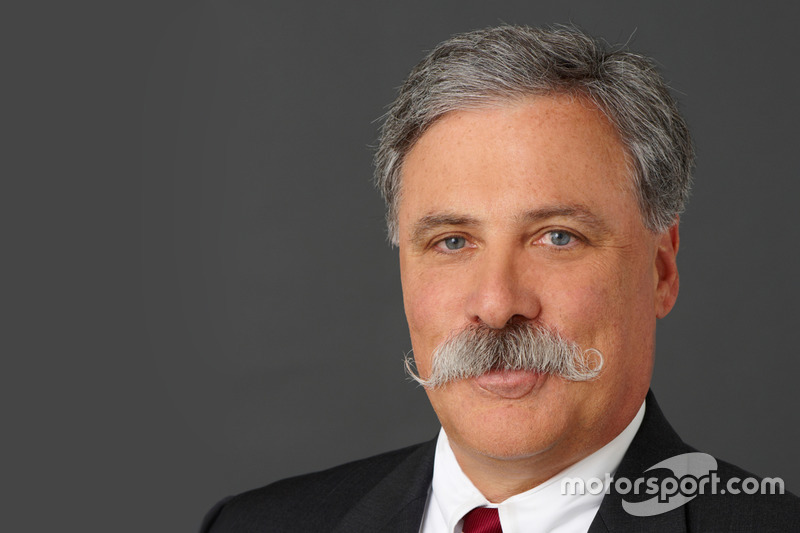 Chase Carey, proprietario di Liberty Media