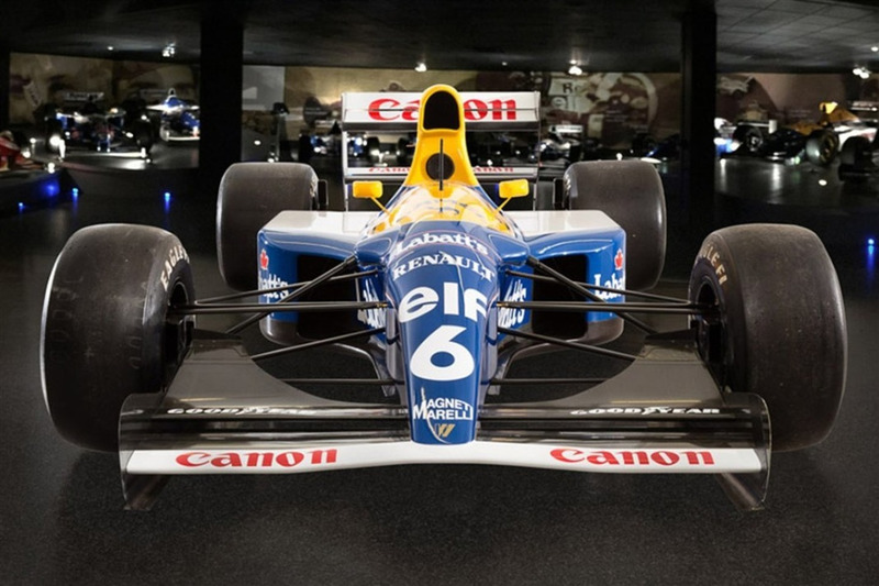 Williams FW14B de Riccardo Patrese