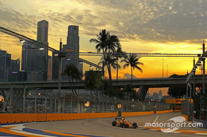 Kevin Magnussen, Renault Sport F1