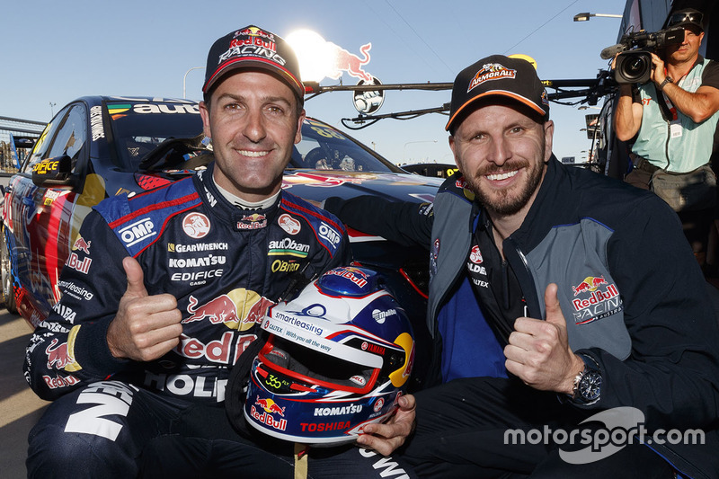 Polesitter: Jamie Whincup , Paul Dumbrell, Triple Eight Race Engineering, Holden
