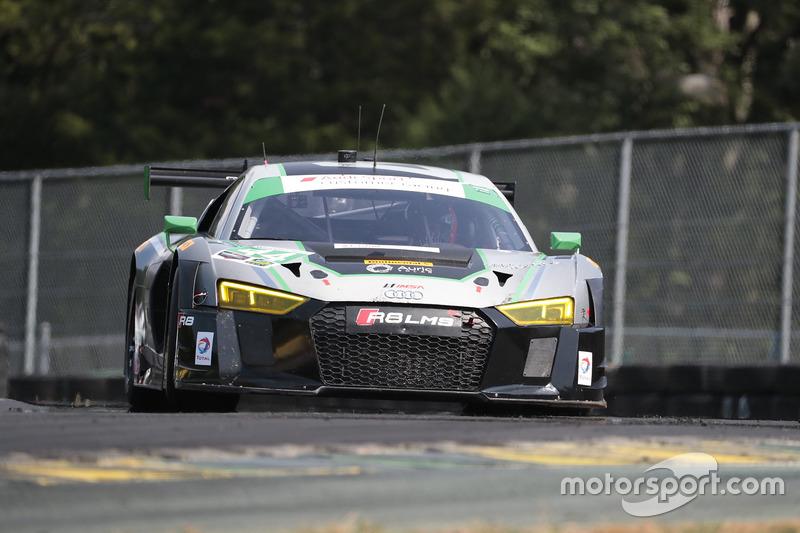 #44 Magnus Racing Audi R8 LMS: John Potter, Andy Lally