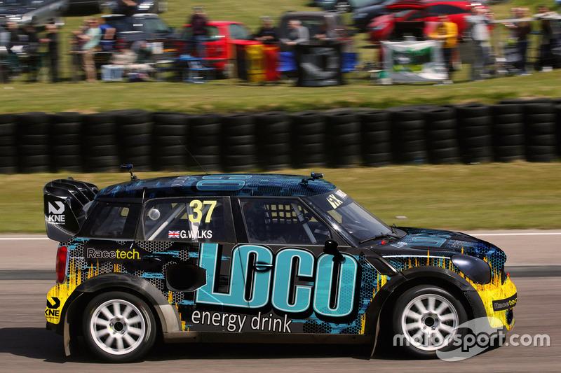 Guy Wilks, JRM Racing