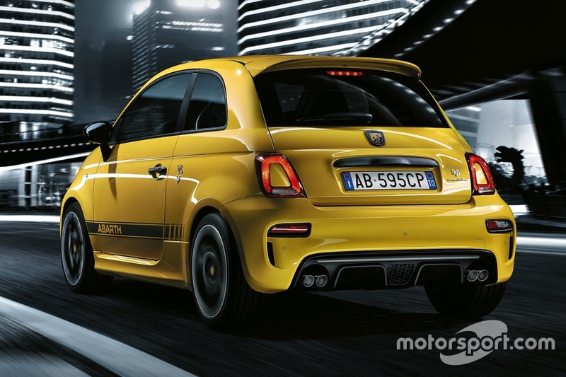 Abarth 595 restyling