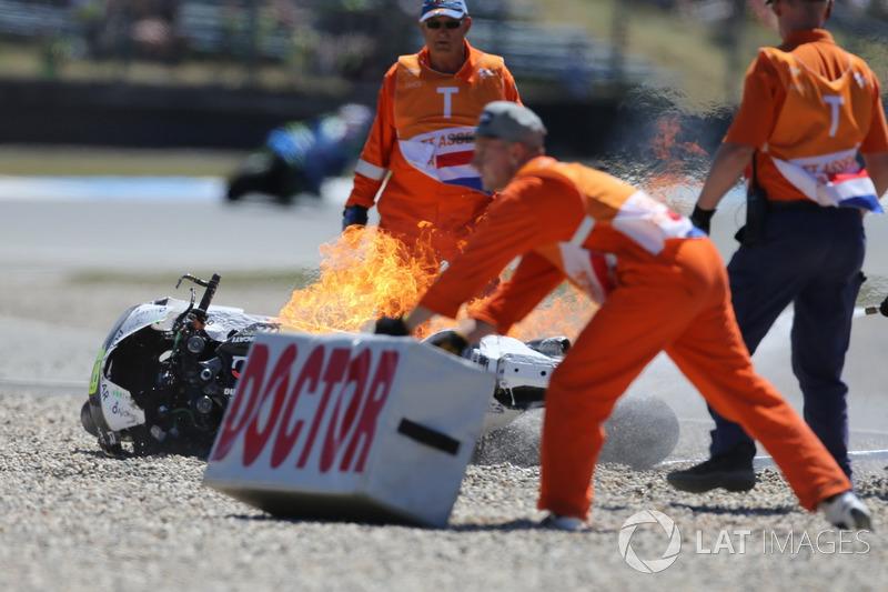 MOTO GP GRAND PRIX DES PAYS BAS 2018 Motogp-dutch-tt-2018-the-bike-of-alvaro-bautista-angel-nieto-team-on-fire