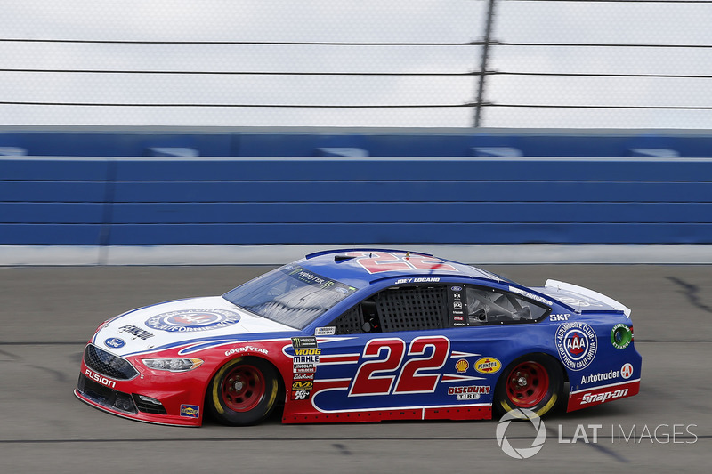 6. Joey Logano, No. 22 Team Penske Ford Fusion