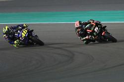 Valentino Rossi, Yamaha Factory Racing, Johann Zarco, Monster Yamaha Tech 3
