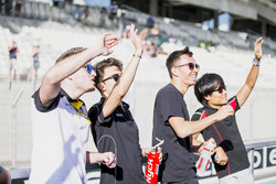 Oliver Rowland, DAMS, Nyck De Vries, Racing Engineering, Alexander Albon, ART Grand Prix