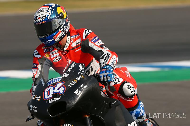 2018 - Ducati