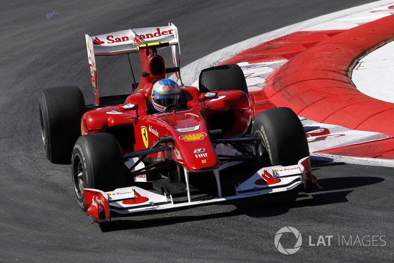 2010 : Grand Prix d'Italie