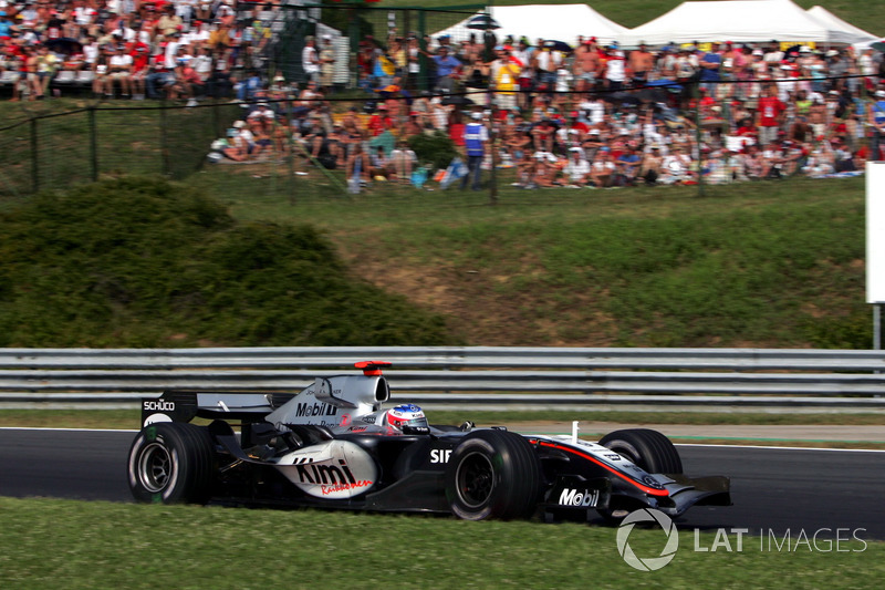Gran Premio d'Ungheria - 2005