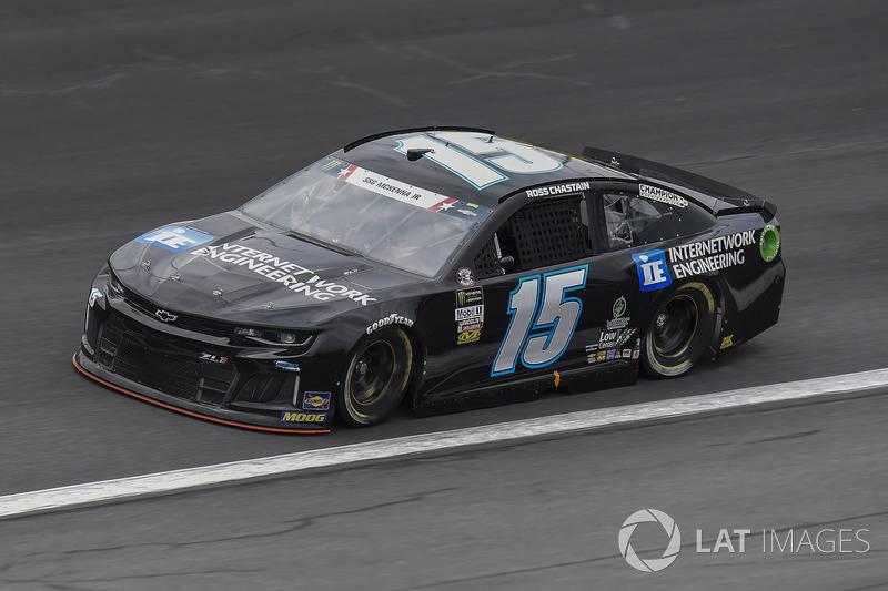 25. Ross Chastain, Premium Motorsports, Chevrolet Camaro Internetwork Engineering