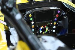 Renault Sport F1 Team R.S. 18 steering wheel