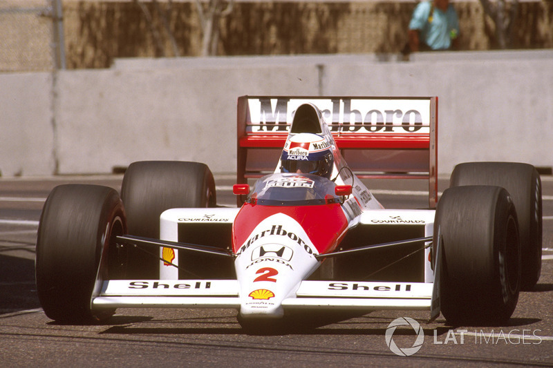 1989: Alain Prost (McLaren-Honda MP4/5)