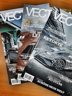 Vectura magazine