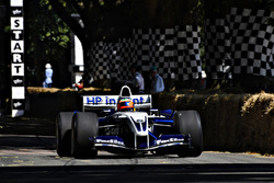 Williams FW26 Karun Chandhok
