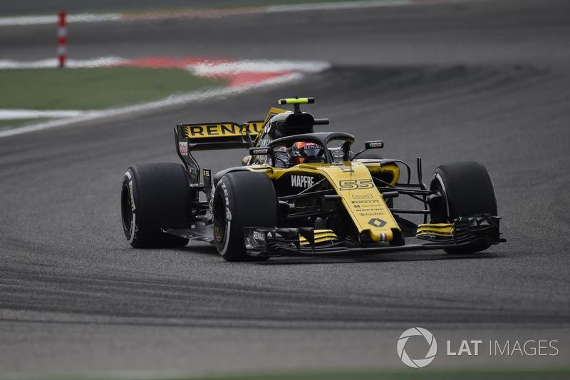 10. Carlos Sainz jr, Renault Sport F1 Team RS18