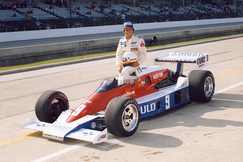 1979 - CART: Rick Mears (Penske-Cosworth PC6 und PC7)