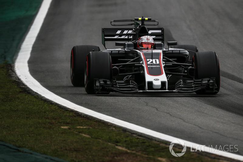 14 місце — Кевін Магнуссен, Haas — 19