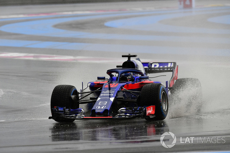 Брендон Хартлі, Scuderia Toro Rosso STR13