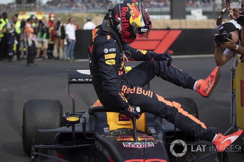 Tweede plaats: Max Verstappen