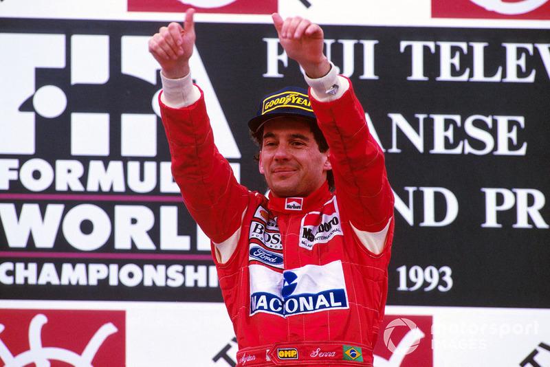 GP de Japón 1993