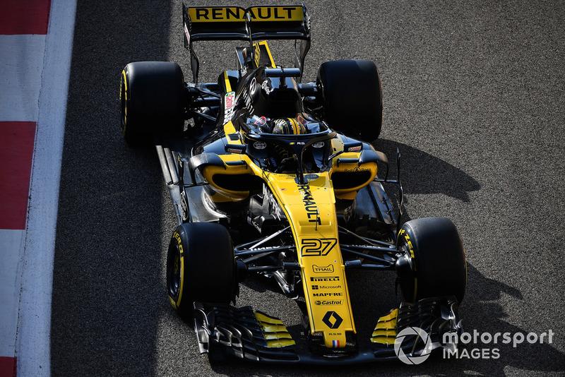 10. Nico Hulkenberg, Renault (23 poin)