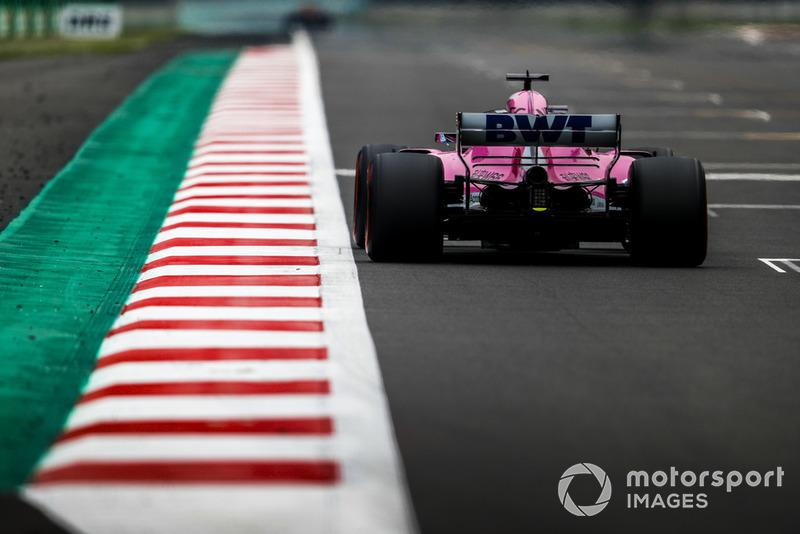 Серхіо Перес, Racing Point Force India VJM11