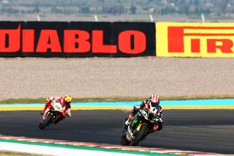 Jonathan Rea, Kawasaki Racing, Xavi Fores, Barni Racing Team