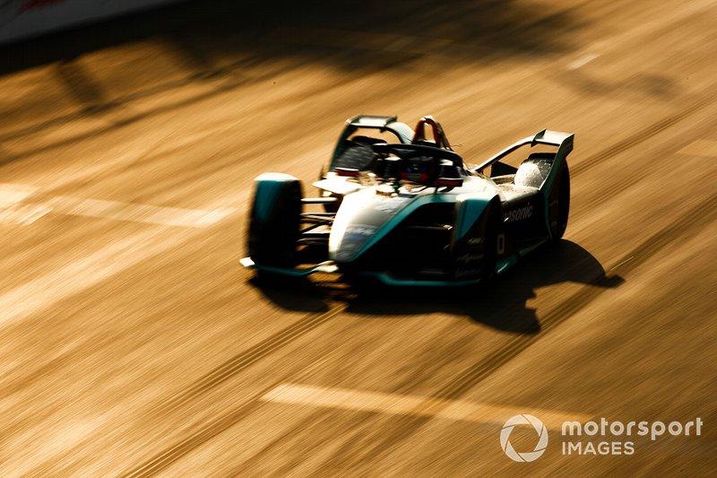 Мітч Еванс, Panasonic Jaguar Racing, Jaguar I-Type 3